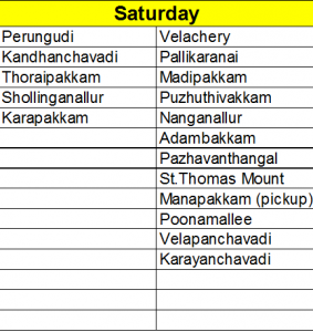 Saturday-Delivery-Areas