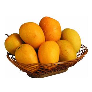 los angeles cheap sale discount Mango Basket (Assorted)